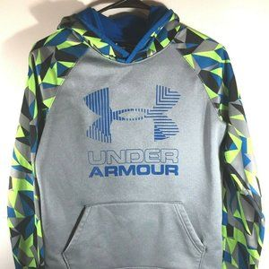 Under Armour Storm Coldgear Pullover Youth YLG